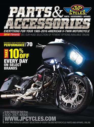 J&P Cycles | Free Harley-Davidson® Parts And Accessories ...