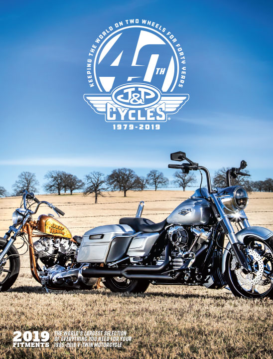 J&P Cycles | Free Harley-Davidson® Parts And Accessories Catalog