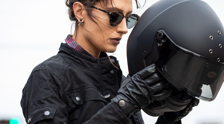 Helmet Fit for Women