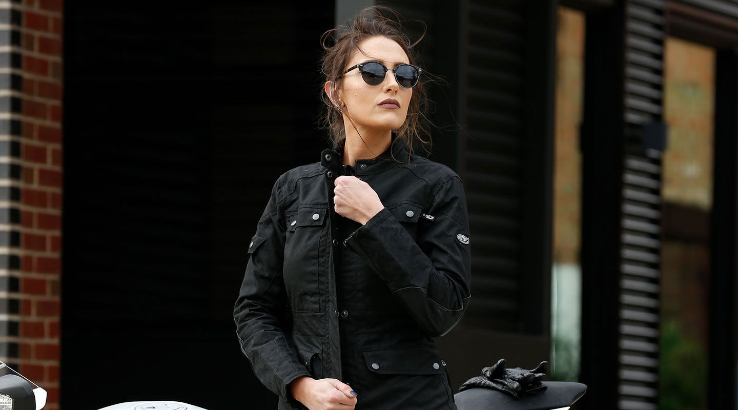 Women's Guide to Buying a Motorcycle Jacket
