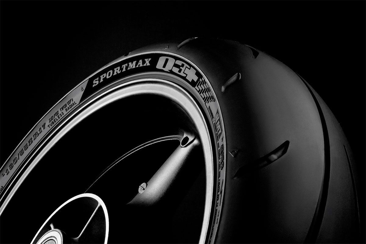 Tire Hieroglyphics: Understanding the Markings on a Motorcycle Tire