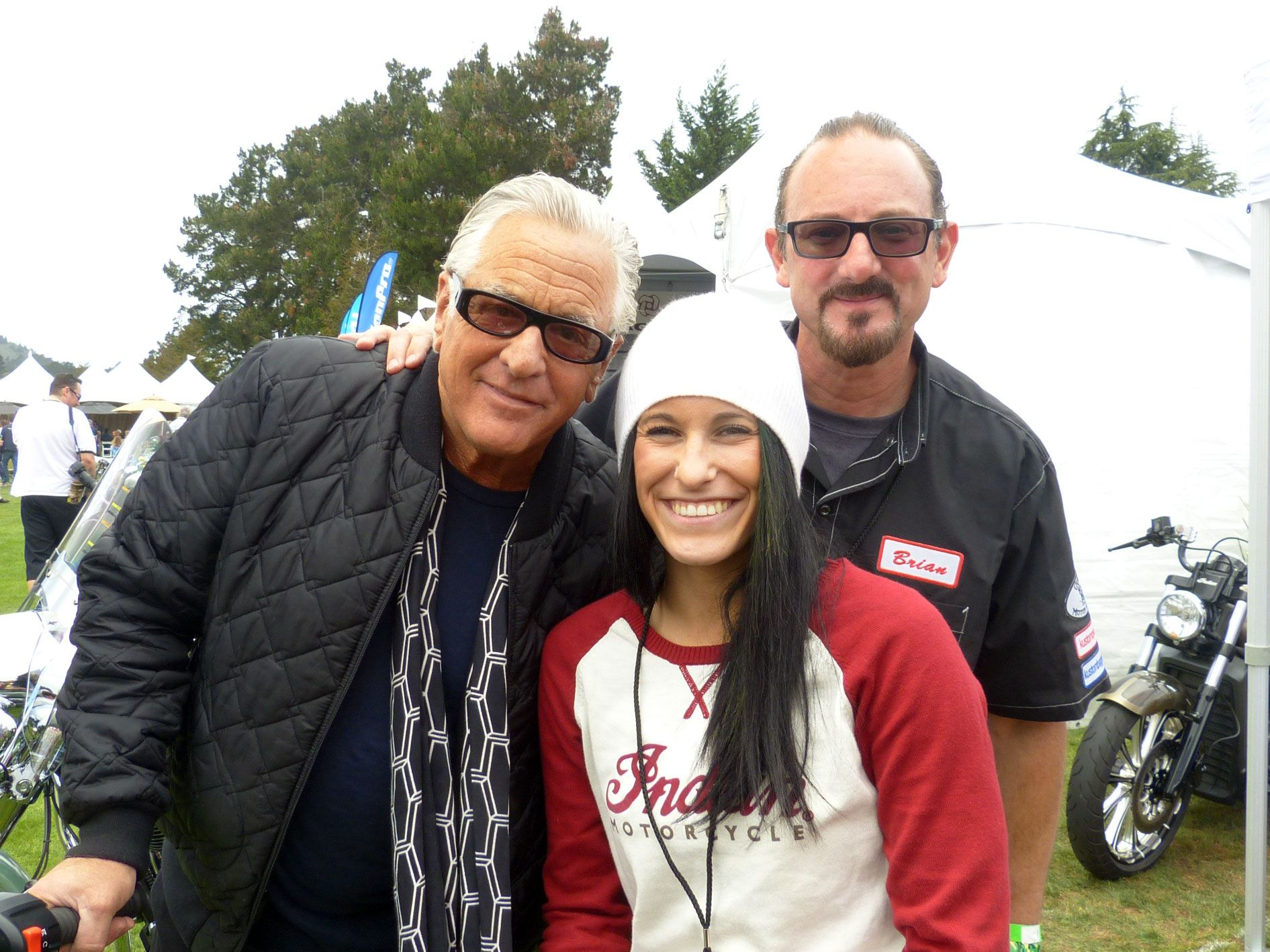Storage Wars' Barry Weiss and MotoGeo's Jaime Robinson in Motorcycle Accident