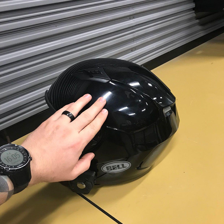 How To Inspect Your Motorcycle Helmet on Countersteer