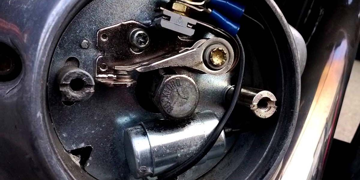 How To Set Mechanical Points