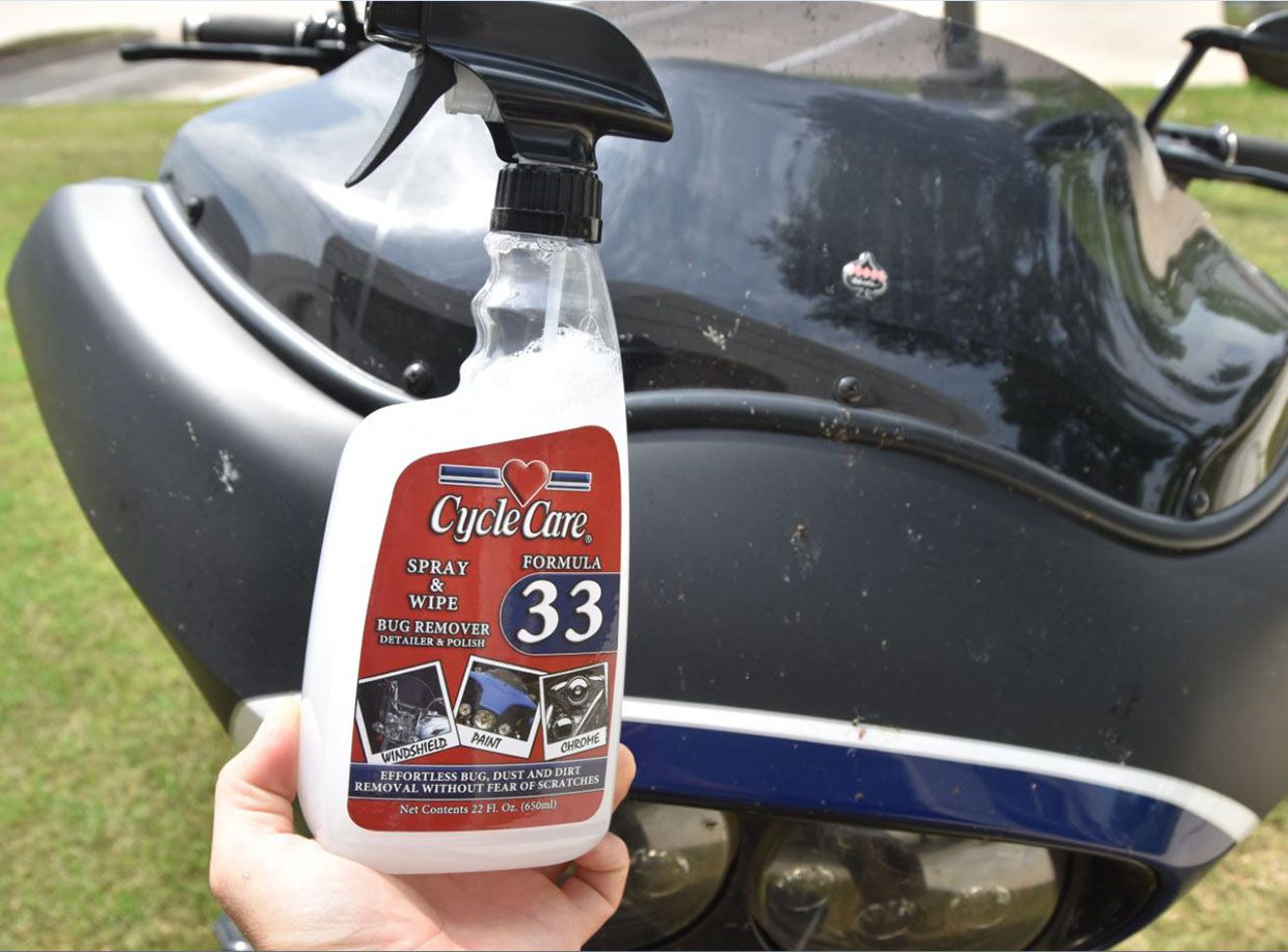 Cycle Care: Cleaning/ Detailing Products Review