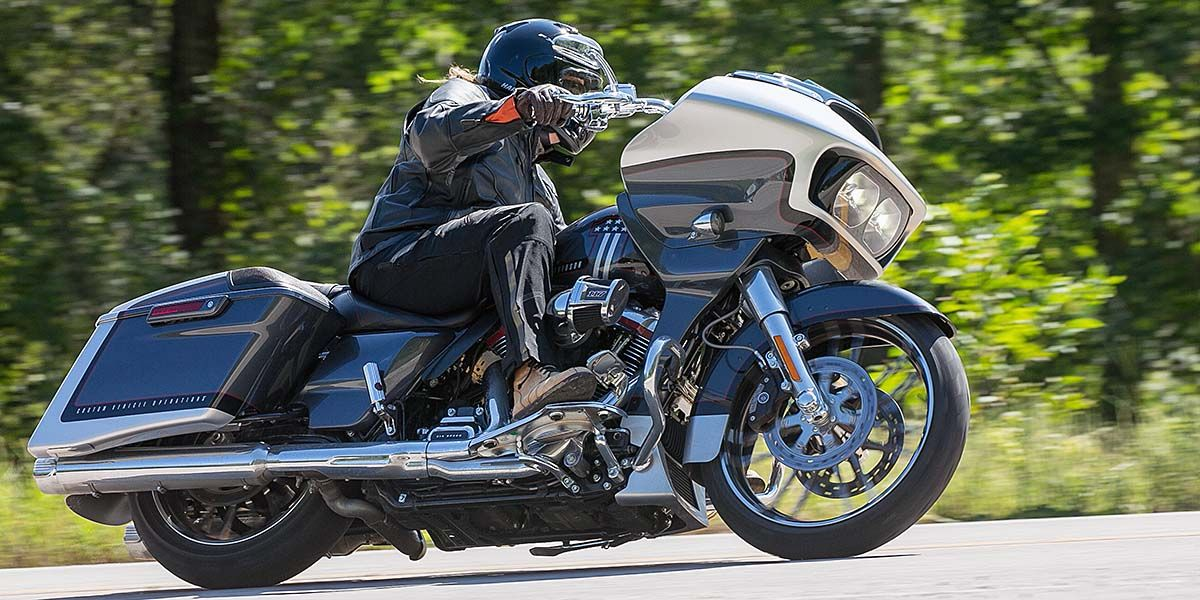 Why the 2019 CVO Road Glide is Harley's Baddest Bagger