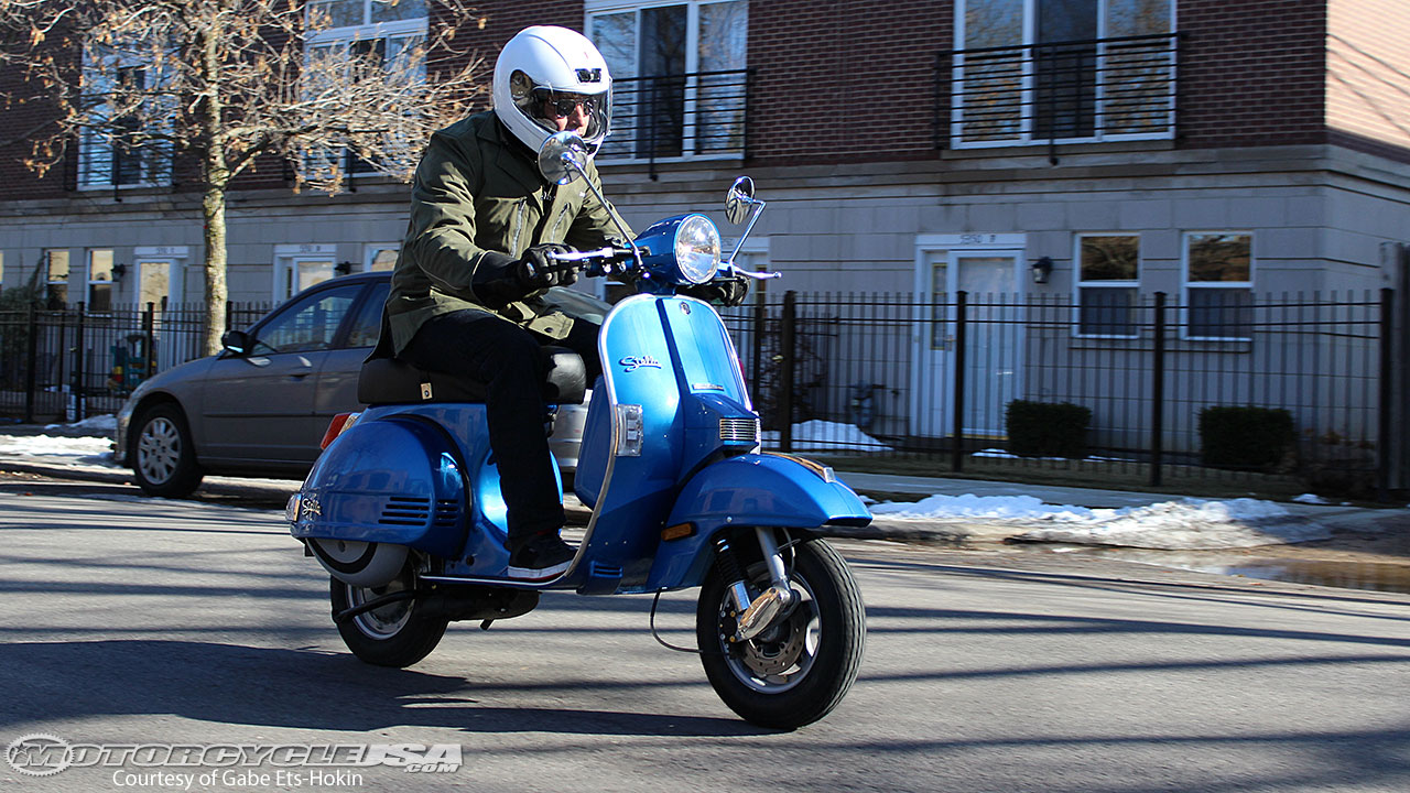Review: Genuine Stella Automatic Scooter on Countersteer