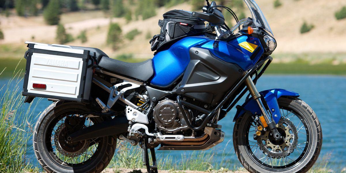 2012 Yamaha Super Tenere Comparison