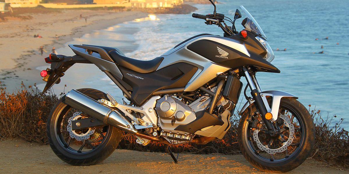 2012 Honda NC700X First Ride