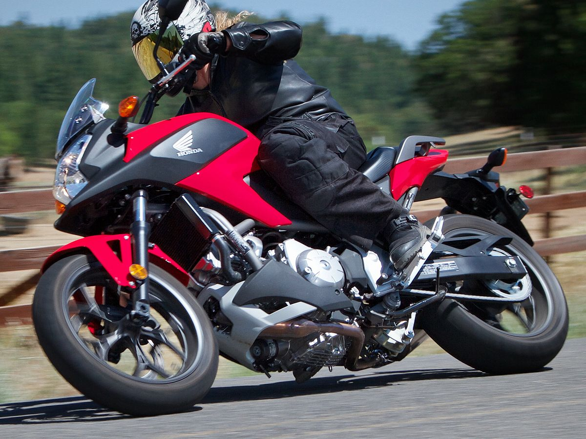 2013 Honda NC700X Comparison
