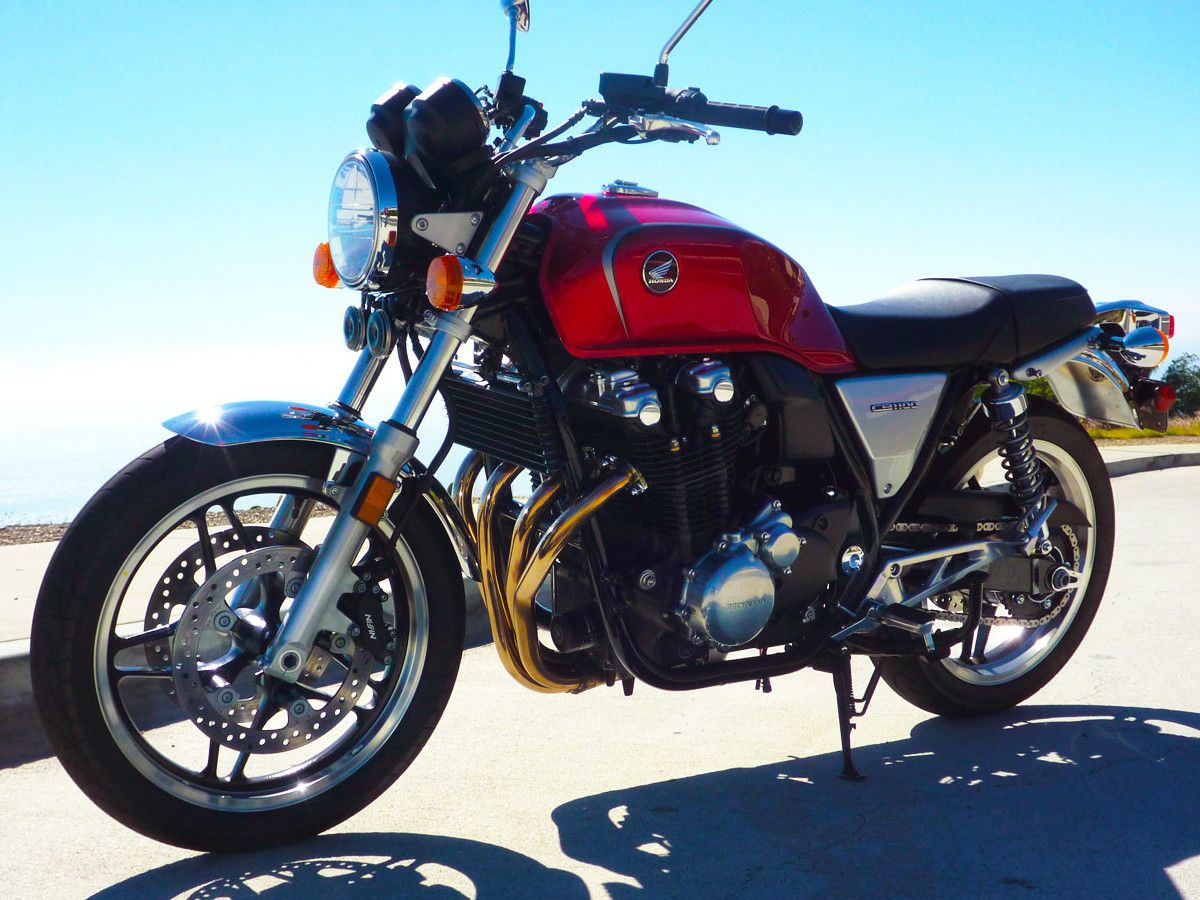 2013 Honda CB1100 Second Ride