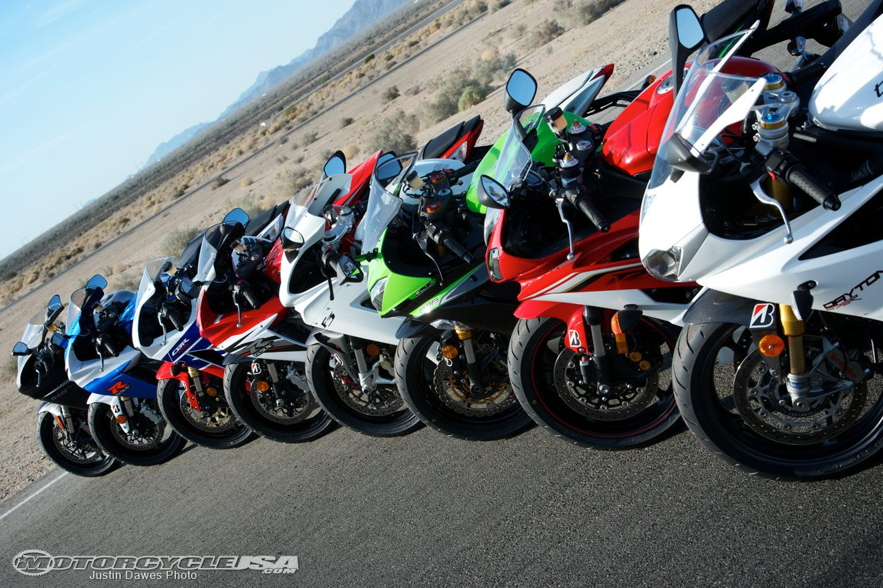 2013 Middleweight Supersport Shootout X