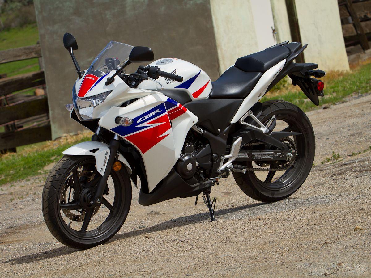 2013 Honda CBR250R Comparison