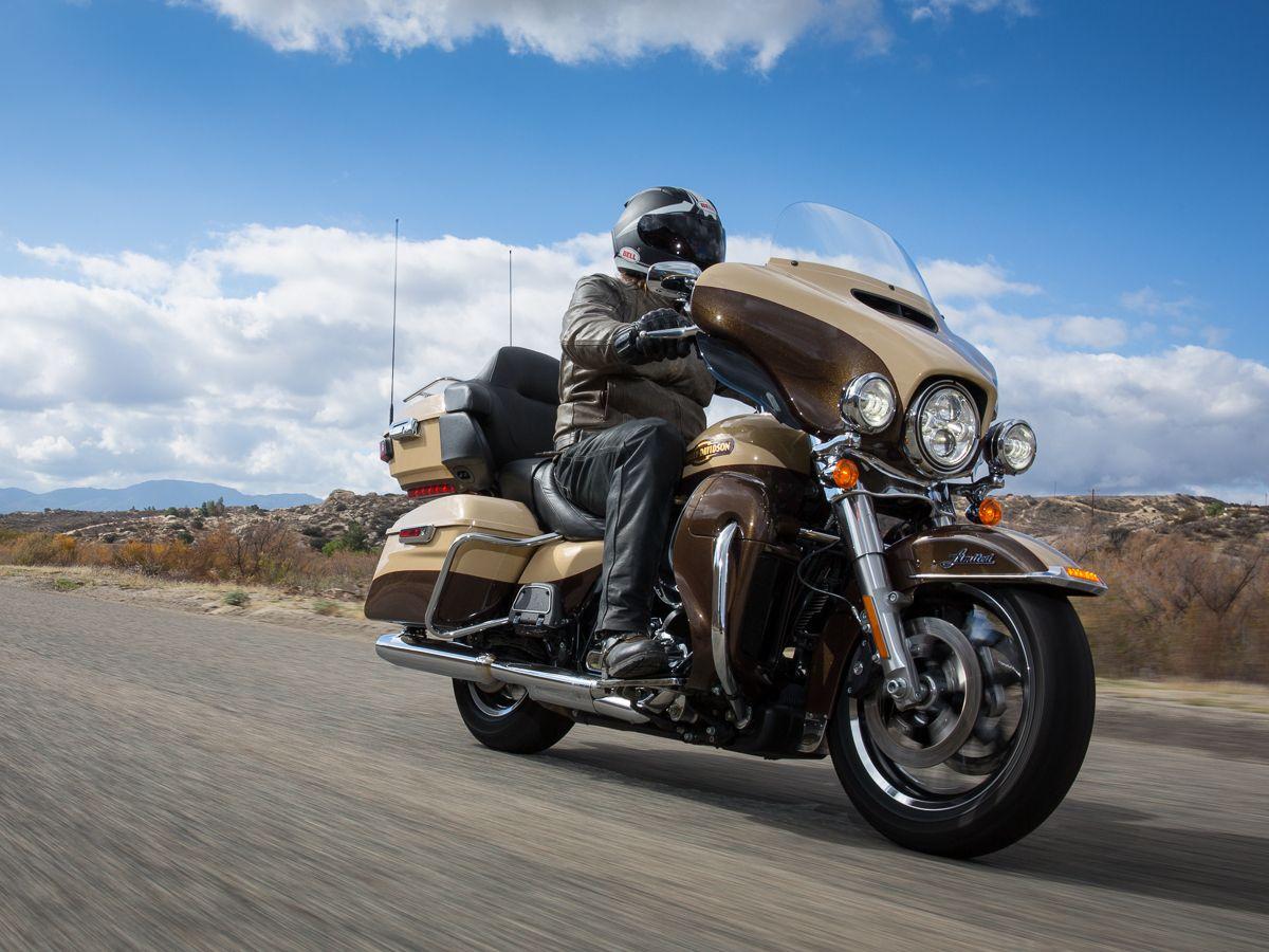 2014 Harley-Davidson Ultra Limited Comparison