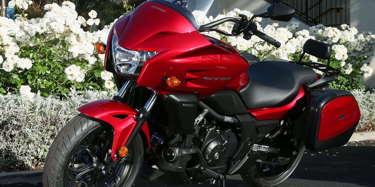 2014 Honda CTX700 First Ride