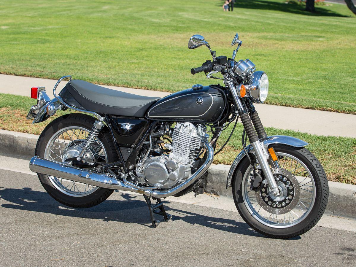 2015 Yamaha SR400 Comparison