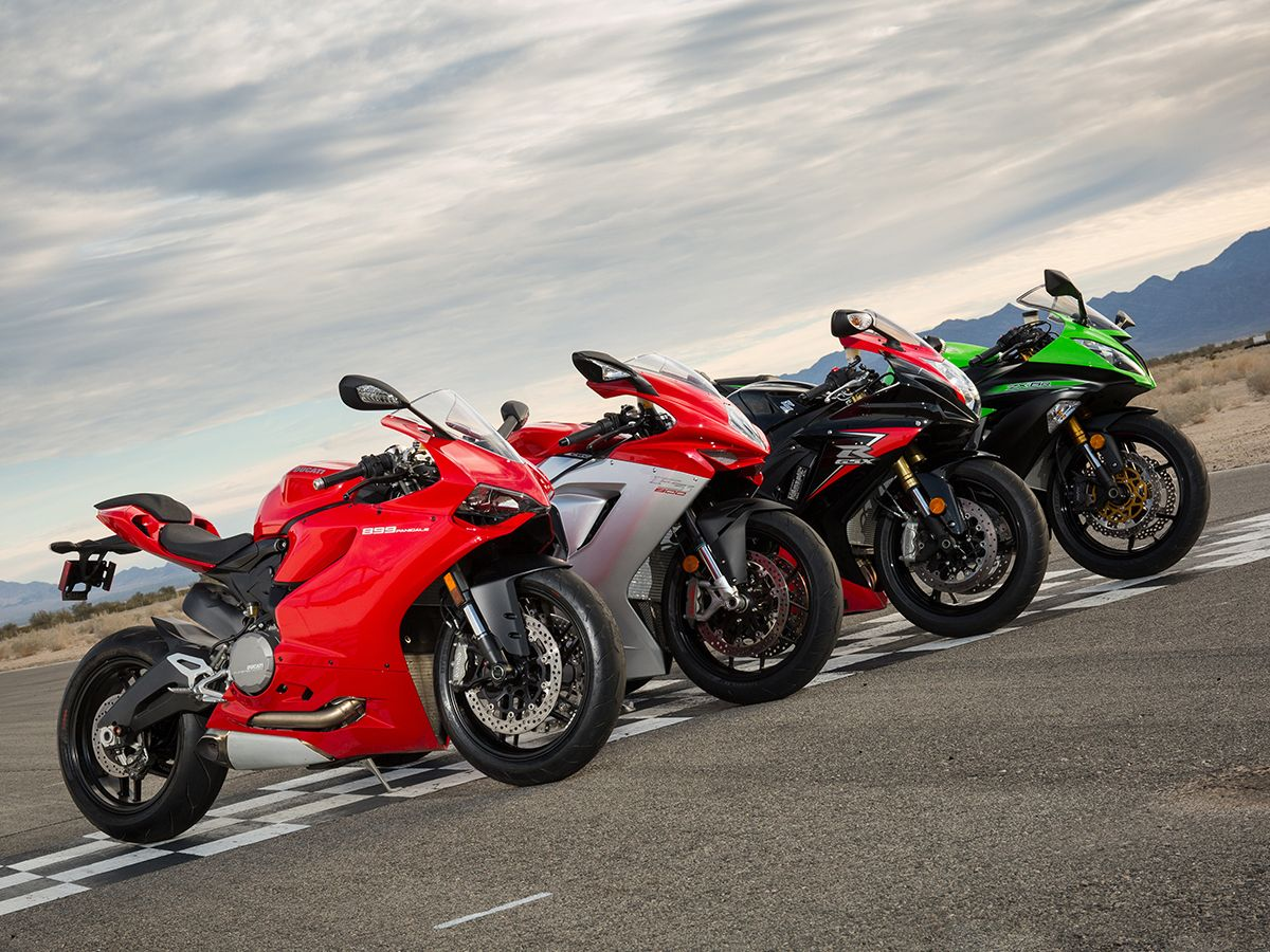 2014 Light-Heavyweight Supersport Shootout