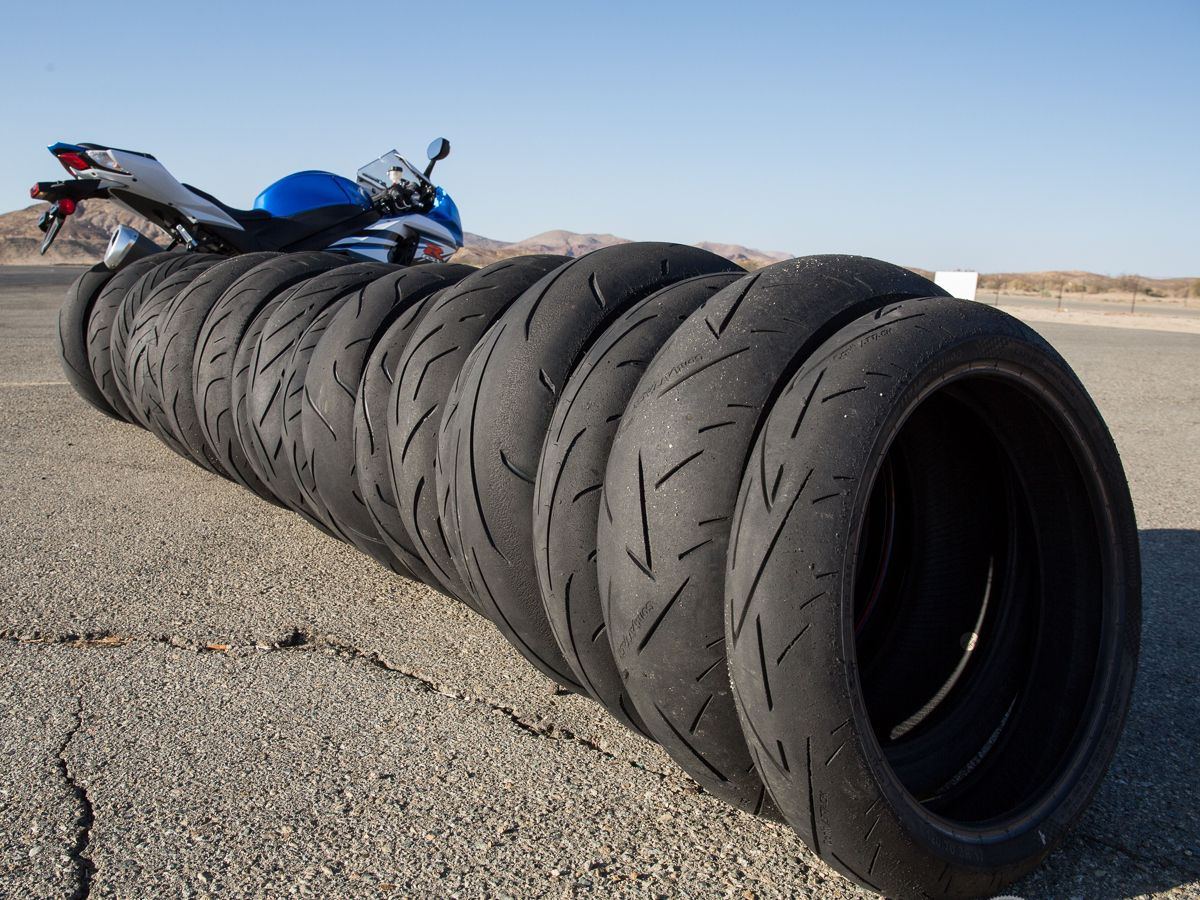 2015 Sport Motorcycle Tire Shootout