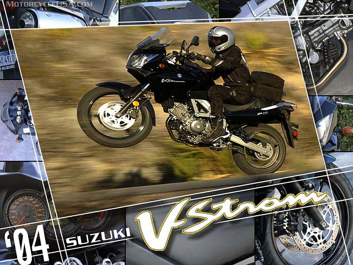 2004 Suzuki V-Strom 650
