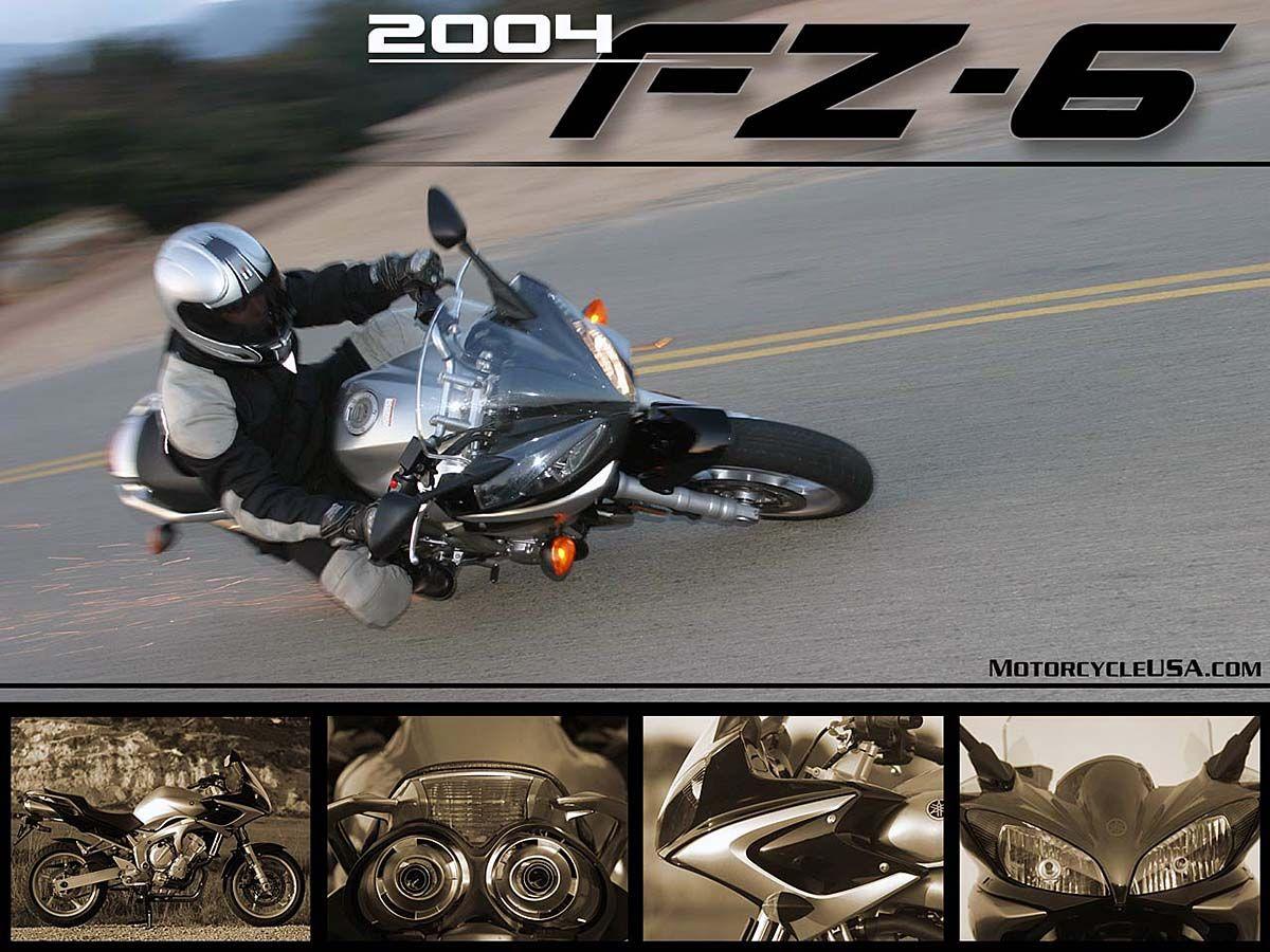 2004 Yamaha FZ6