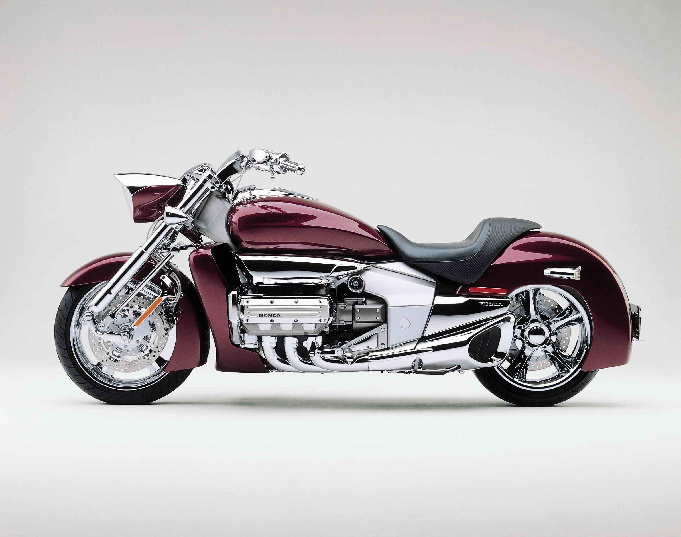 Memorable Motorcycles: Honda Rune