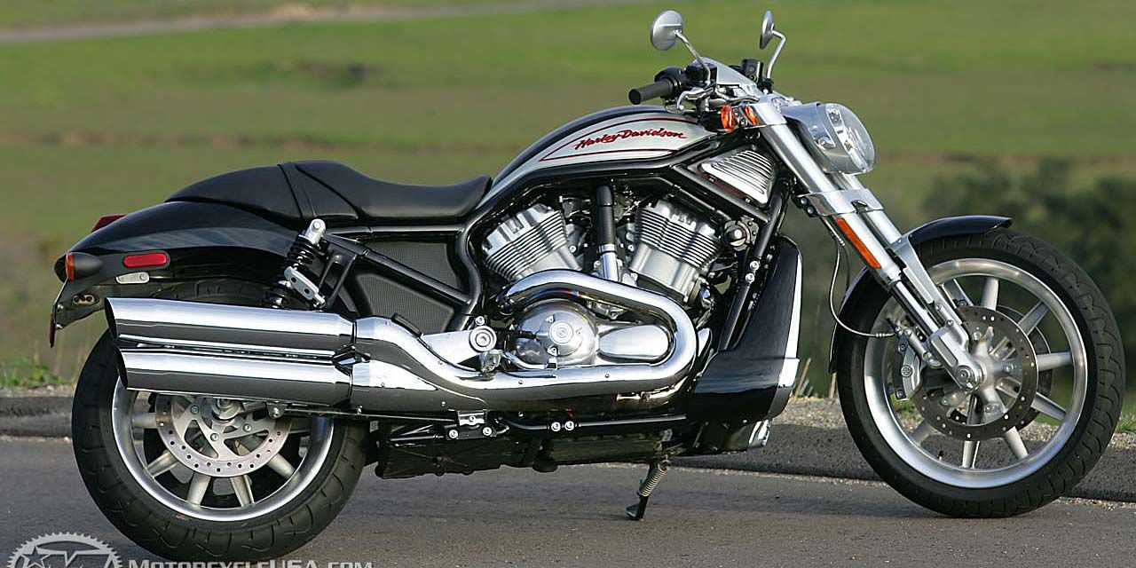 2005 Harley-Davidson Street Rod