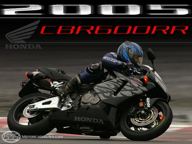 2005 Honda Cbr600rr Review On Countersteer