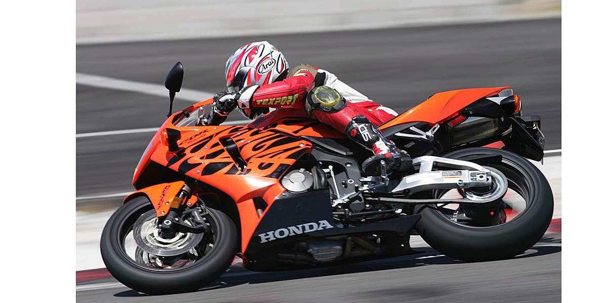 2006 Honda CBR600RR Comparison