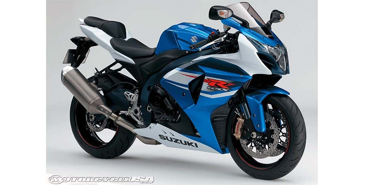 2006 Suzuki GSX-R1000 Comparison