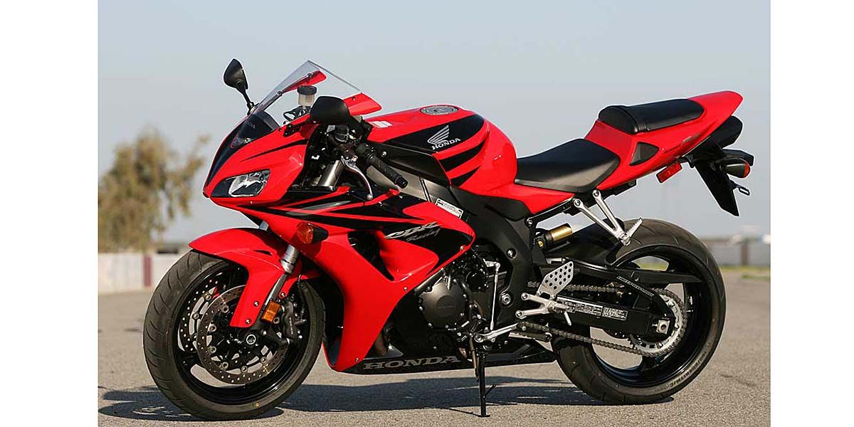 Fabulous 2007 Honda Cbr1000Rr Review On Countersteer Inzonedesignstudio Interior Chair Design Inzonedesignstudiocom