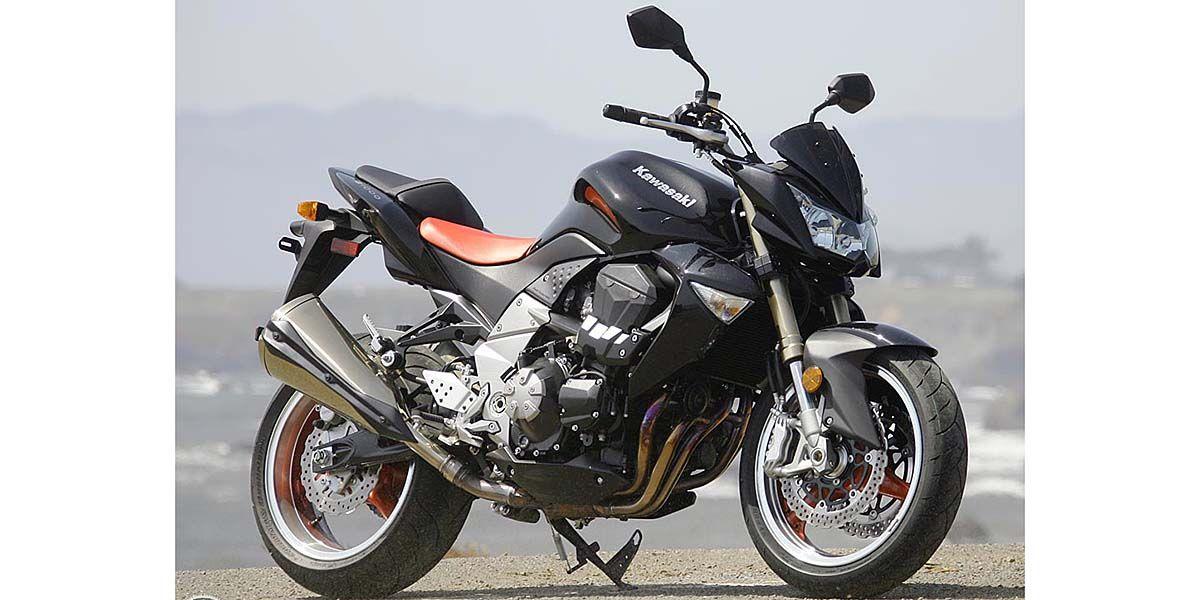 2007 Kawasaki Z1000 First Ride