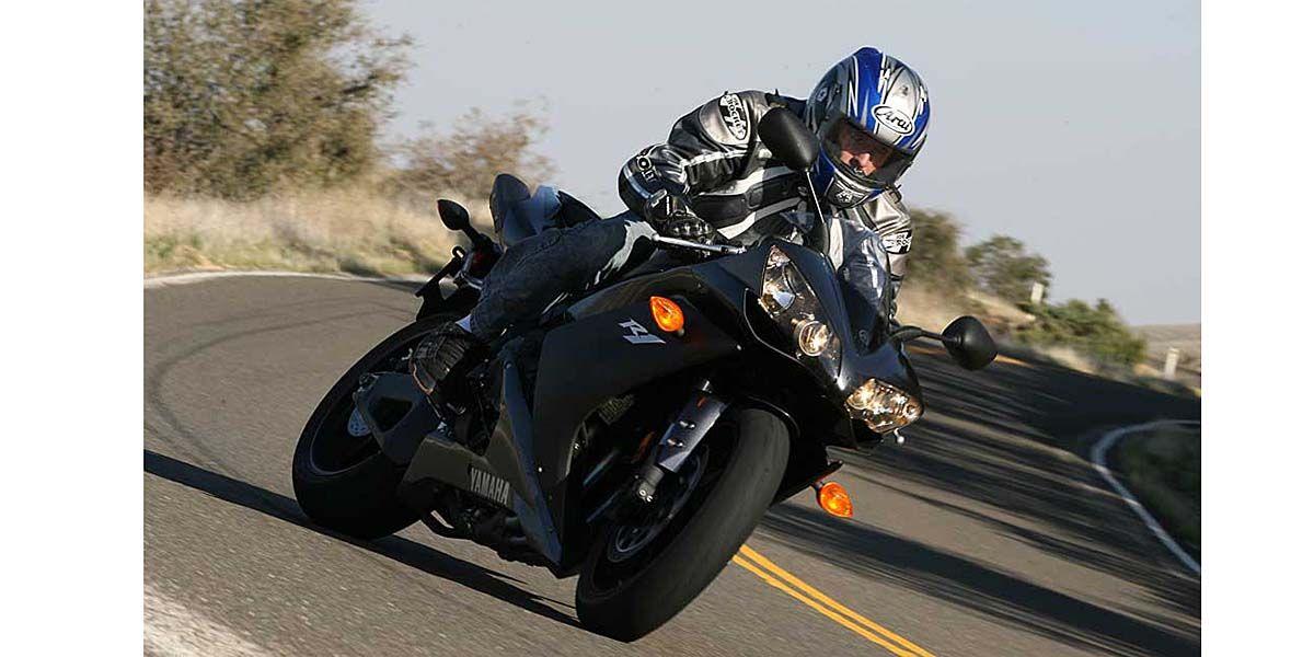 2007 Yamaha YZF-R1 Comparison