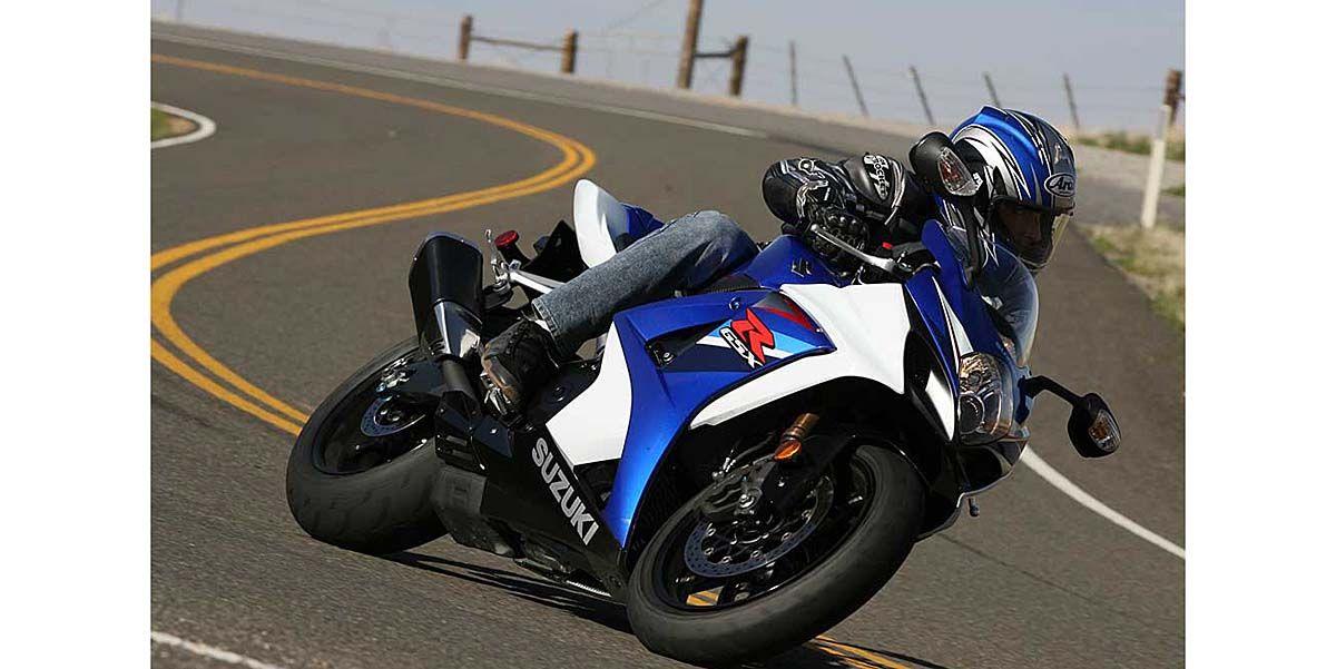 2007 Suzuki GSX-R1000 Comparison