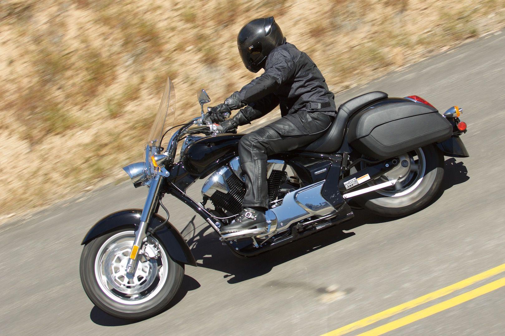 2010 Honda Stateline & Interstate First Ride