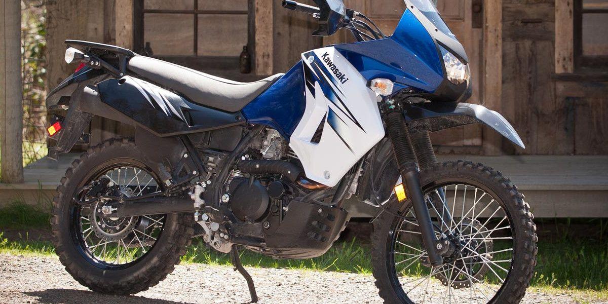 2012 Kawasaki Klr650 Motorcycle Buyers Guide On Countersteer