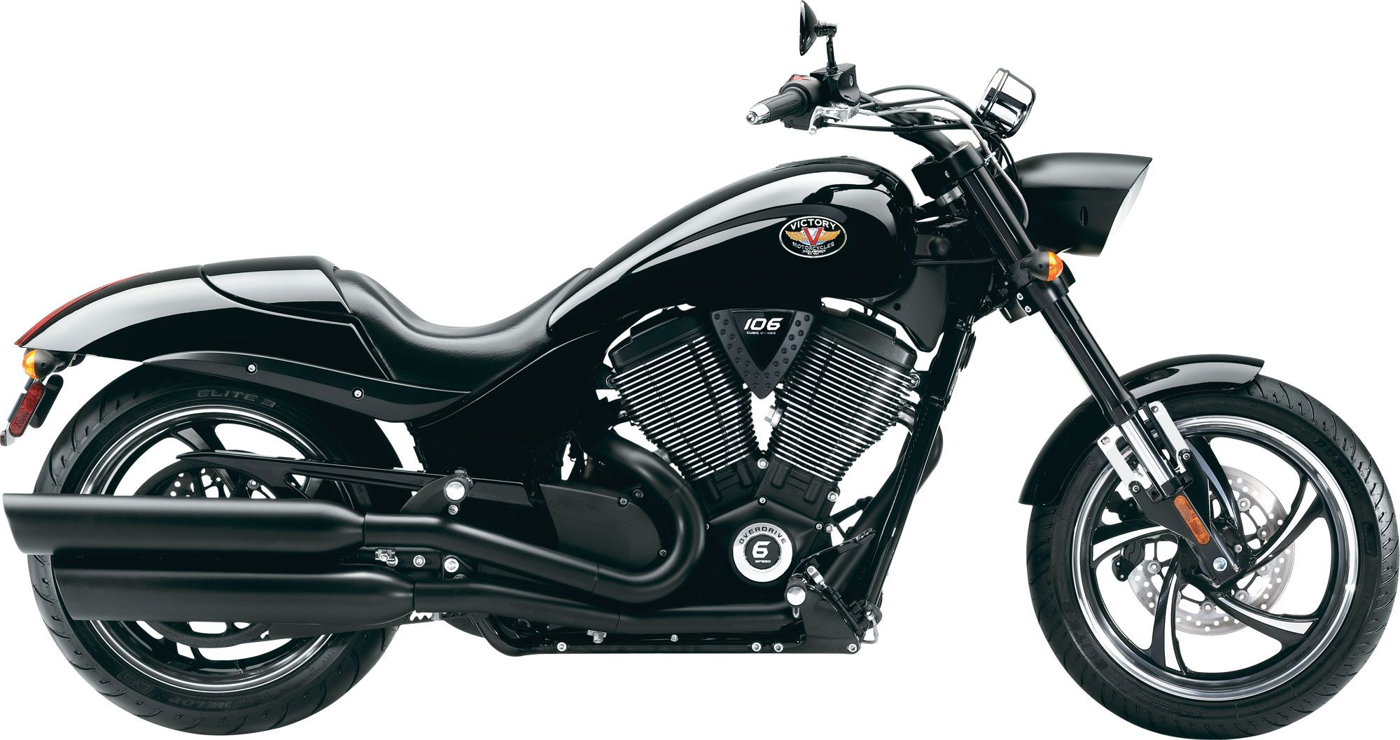 2011 Victory Hammer 8-Ball First Ride