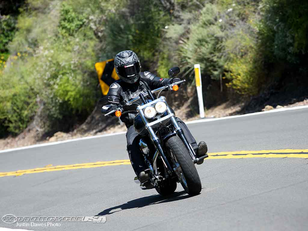 2012 Harley-Davidson Fat Bob Comparison