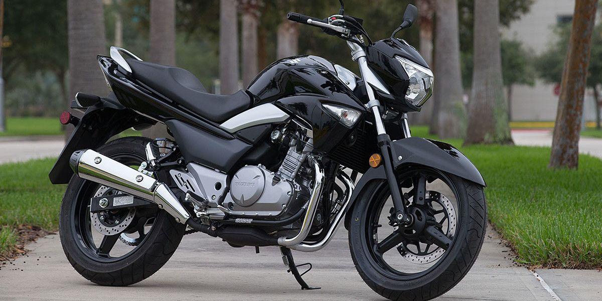 2013 Suzuki GW250 First Ride Review