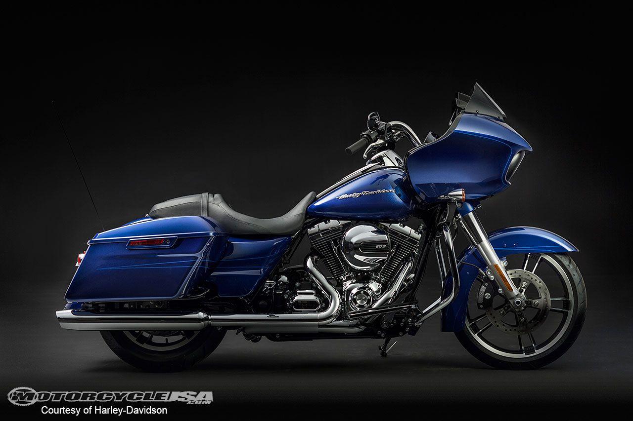 2015 Harley-Davidson Road Glide First Ride