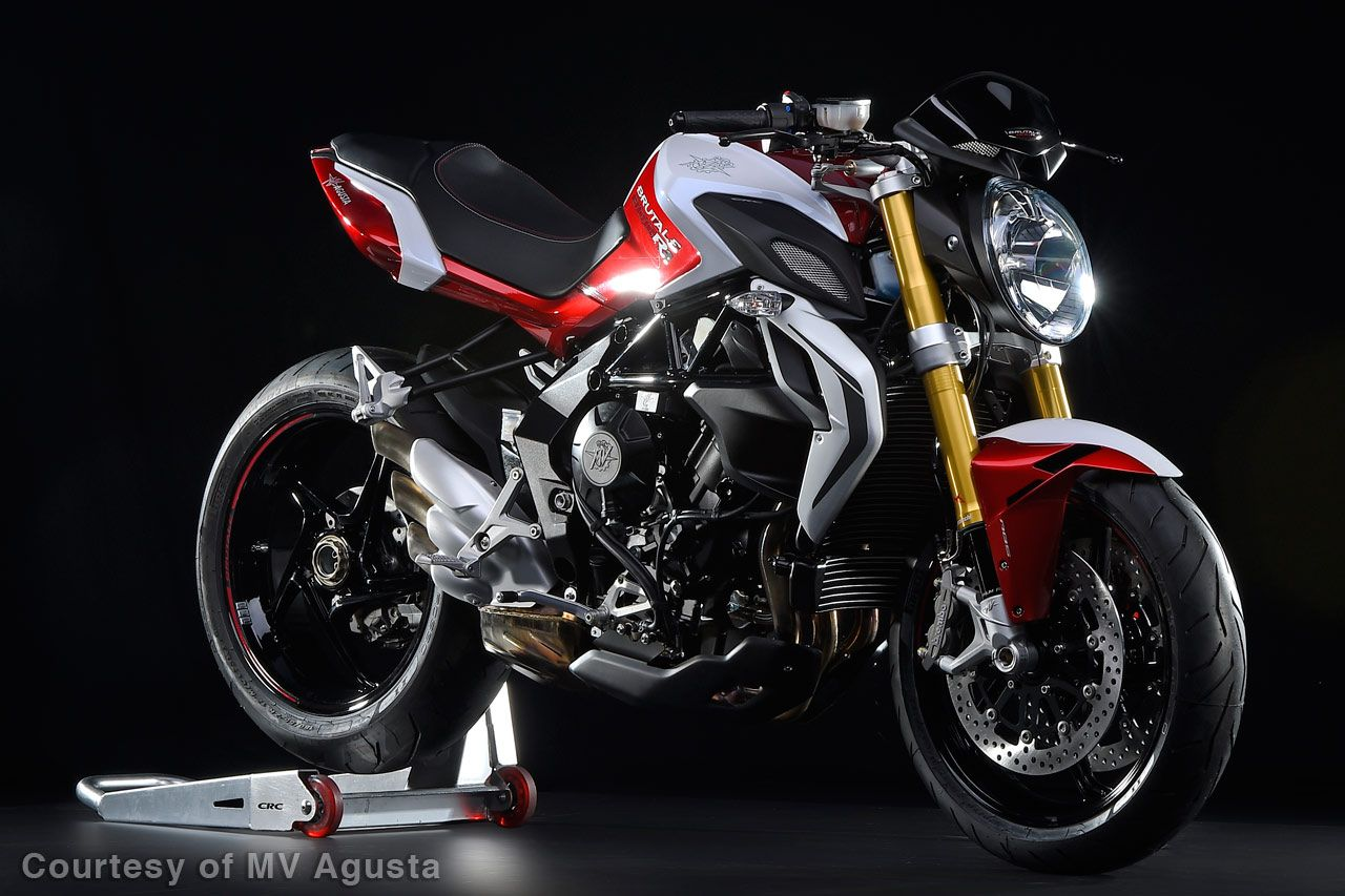 MV Agusta Reveals US Pricing for 2015 Models