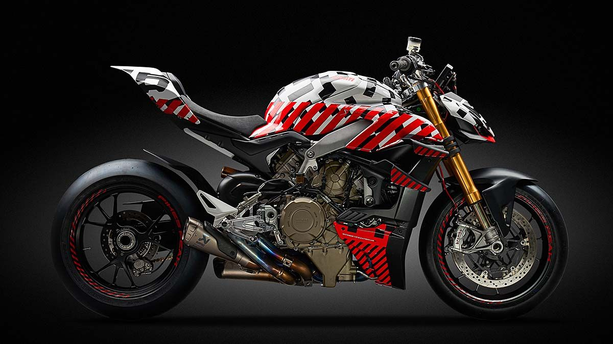 Ducati Confirms 2020 Streetfighter V4, Prototype to Race Pikes Peak