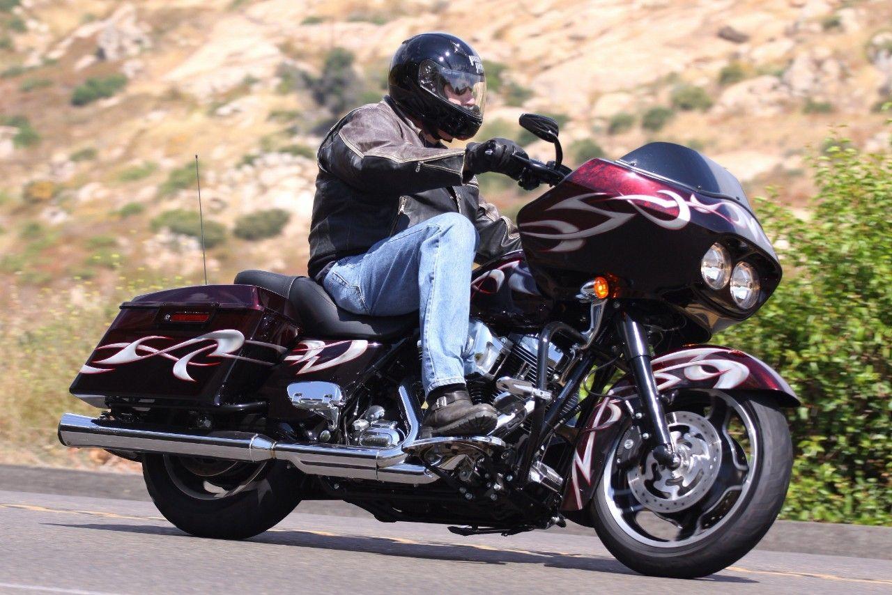 2010 Road Glide Custom First Ride