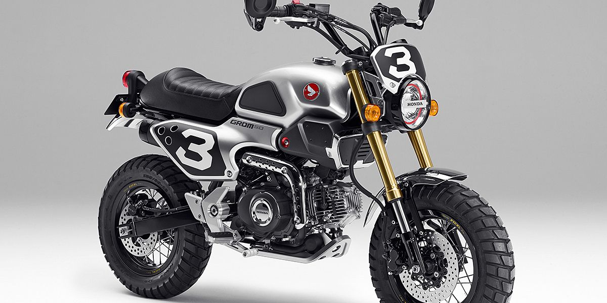 Motorcycle of the Year 2014: Honda Grom
