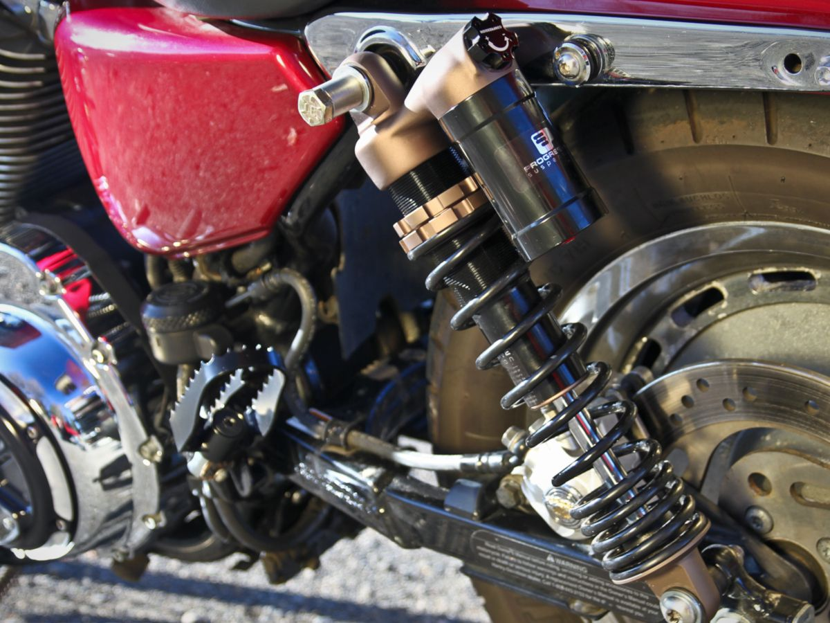 Progressive Suspension 970 Shock Review