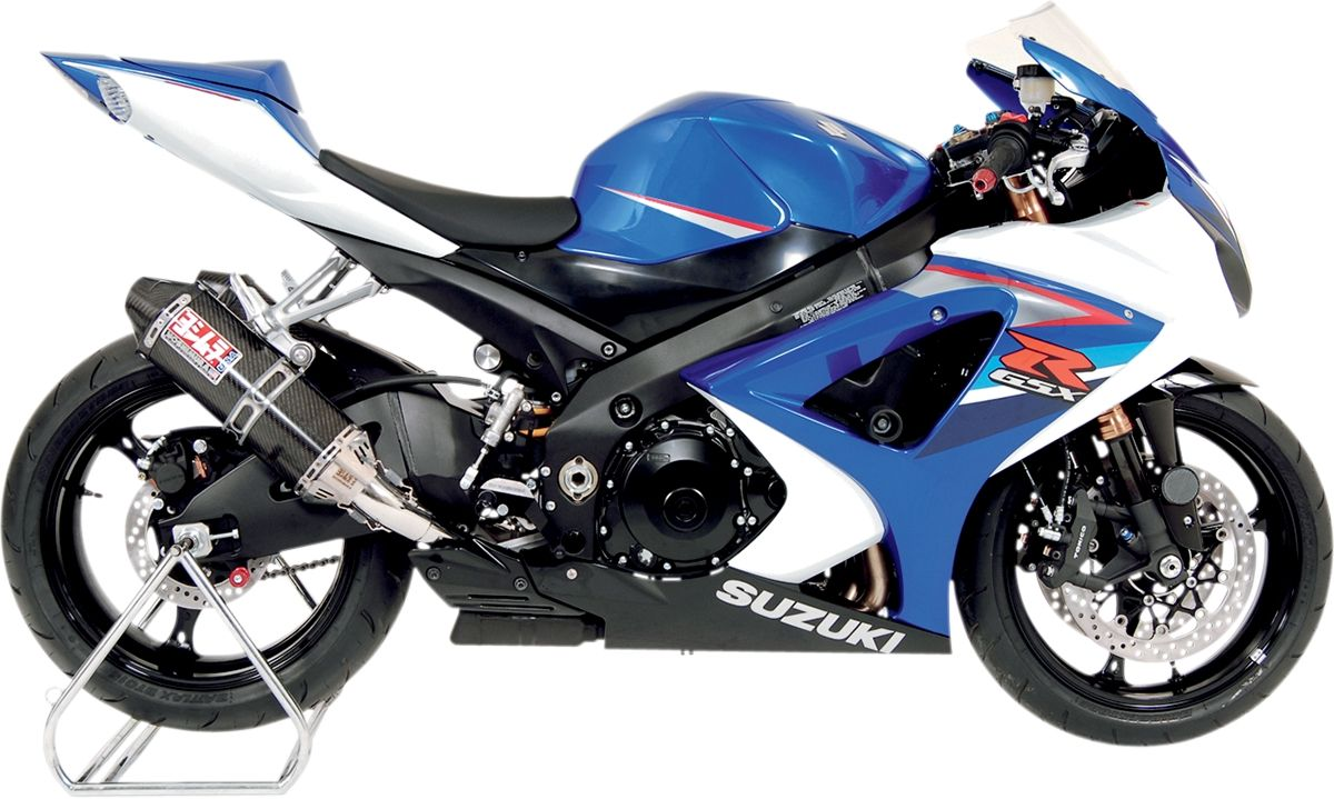GSX-R1000 Yoshimura Exhaust Review on Countersteer