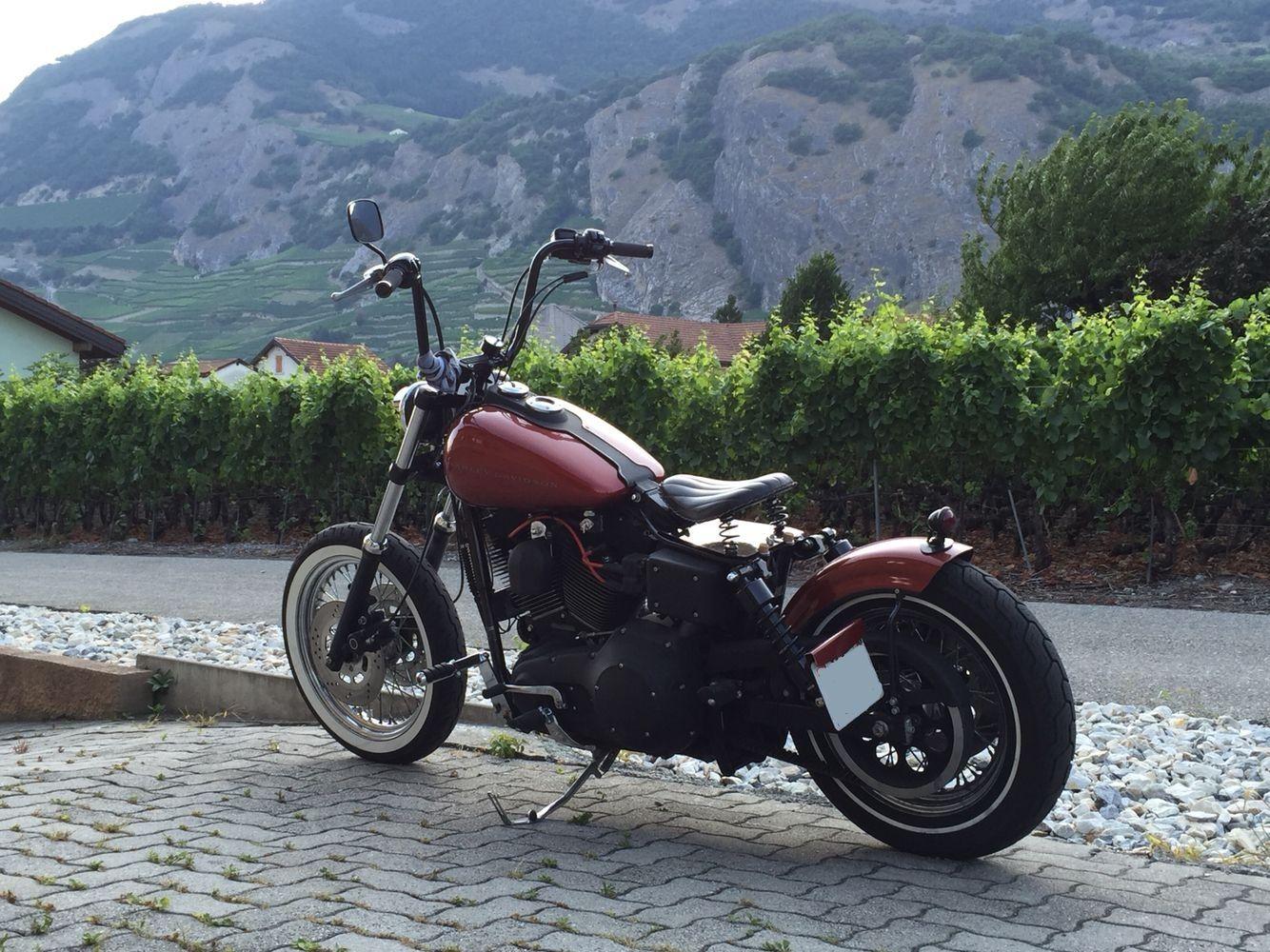 Harley-Davidson Offers Dyna Bobber Kit