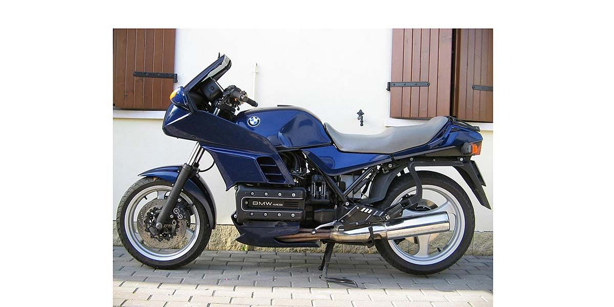 restoring a 1985 983cc bmw k100 sport tourer on countersteer BMW K100 Problems