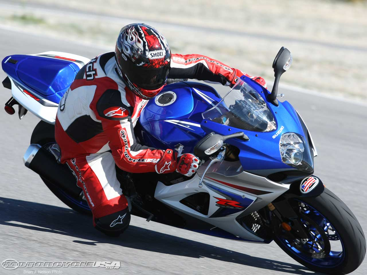 2008 Suzuki GSX-R1000 Comparison
