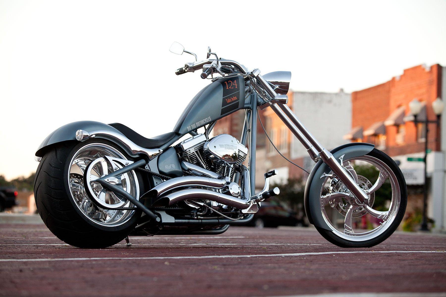 Big Dog Motorcycles Recalling 2004 Models