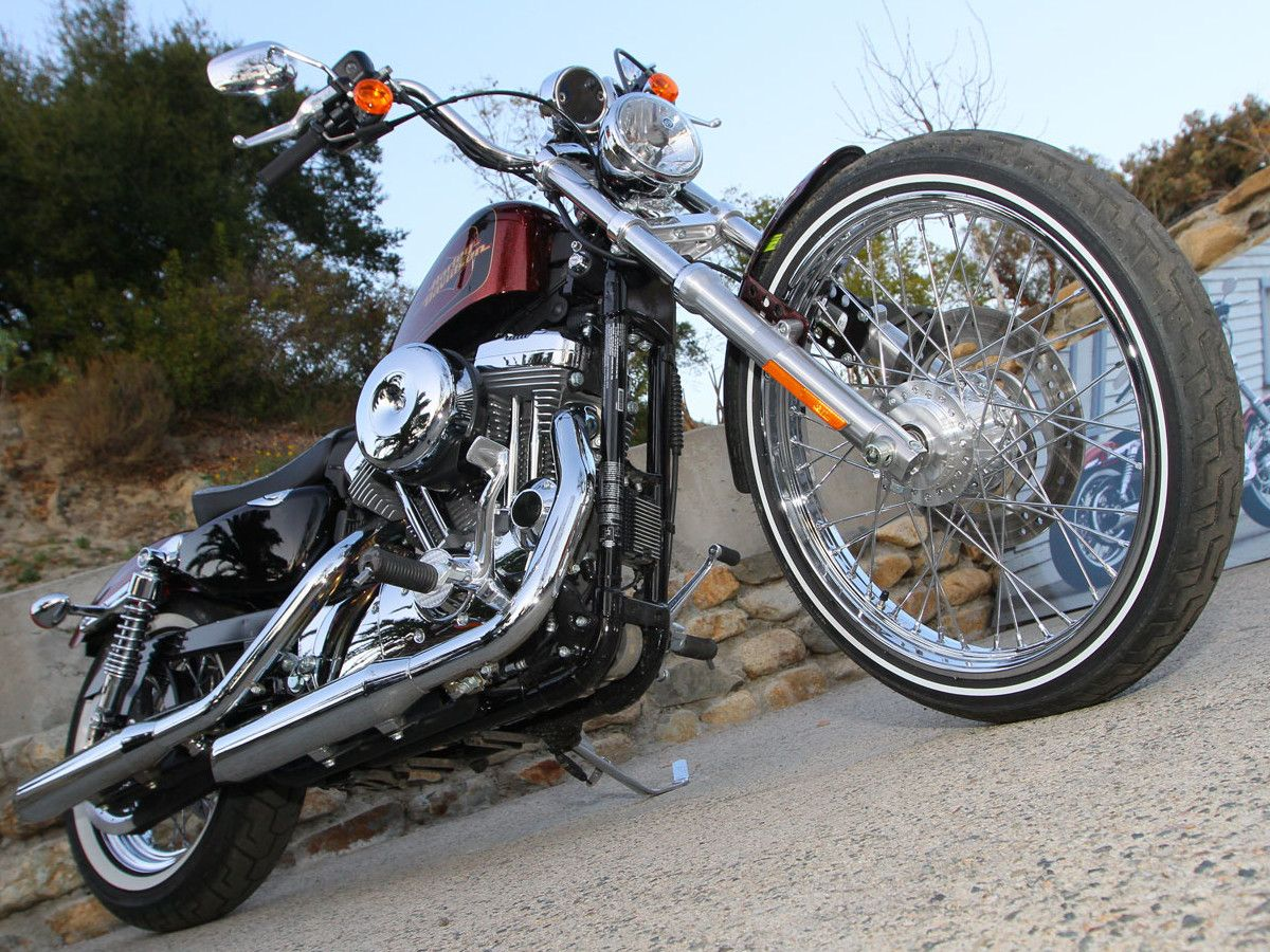 2012 Harley-Davidson Seventy-Two First Ride